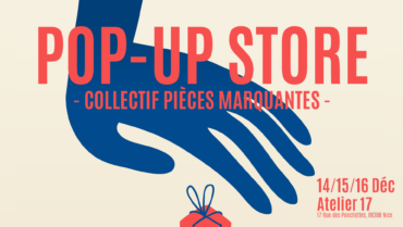 Pop-Up Store Collectif Pièces Marquantes