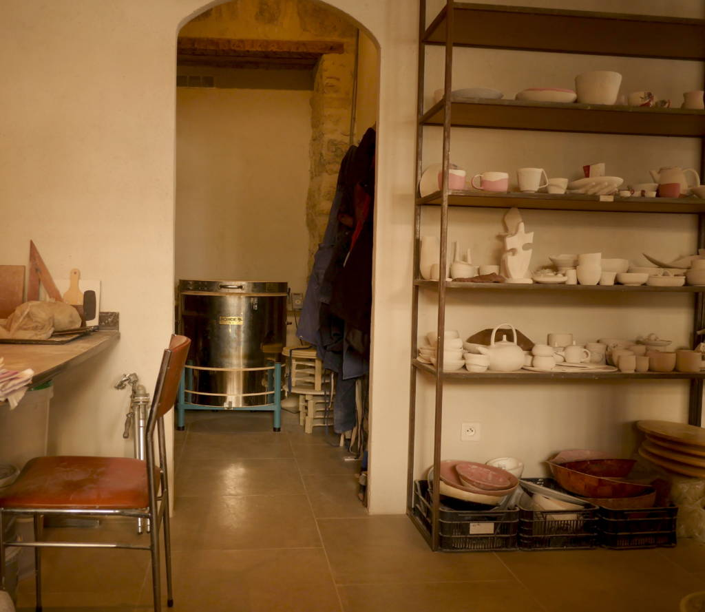 four céramique haute température atelier à Nice