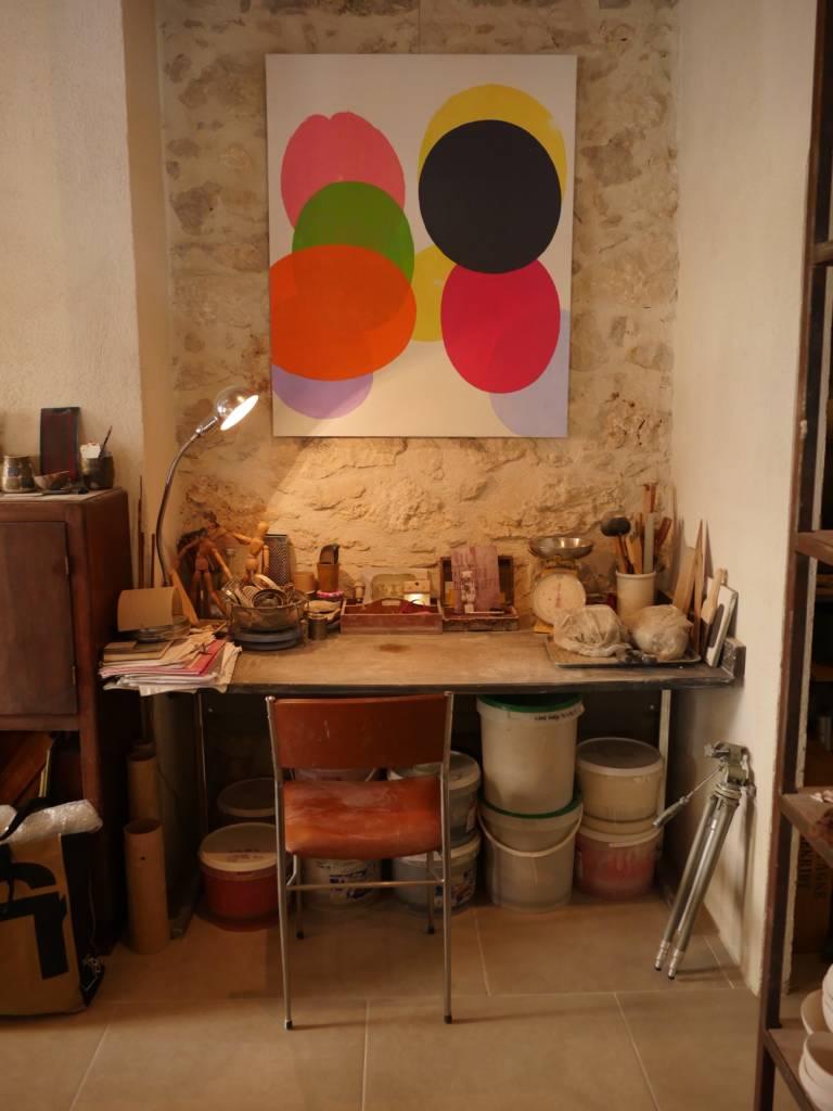 Atelier de céramique, l'élément terre à Nice