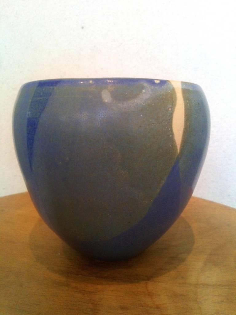 Vase en grès céramique faite main