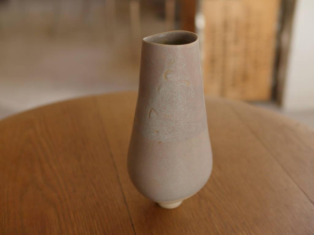 Vase en grès, céramique faite main