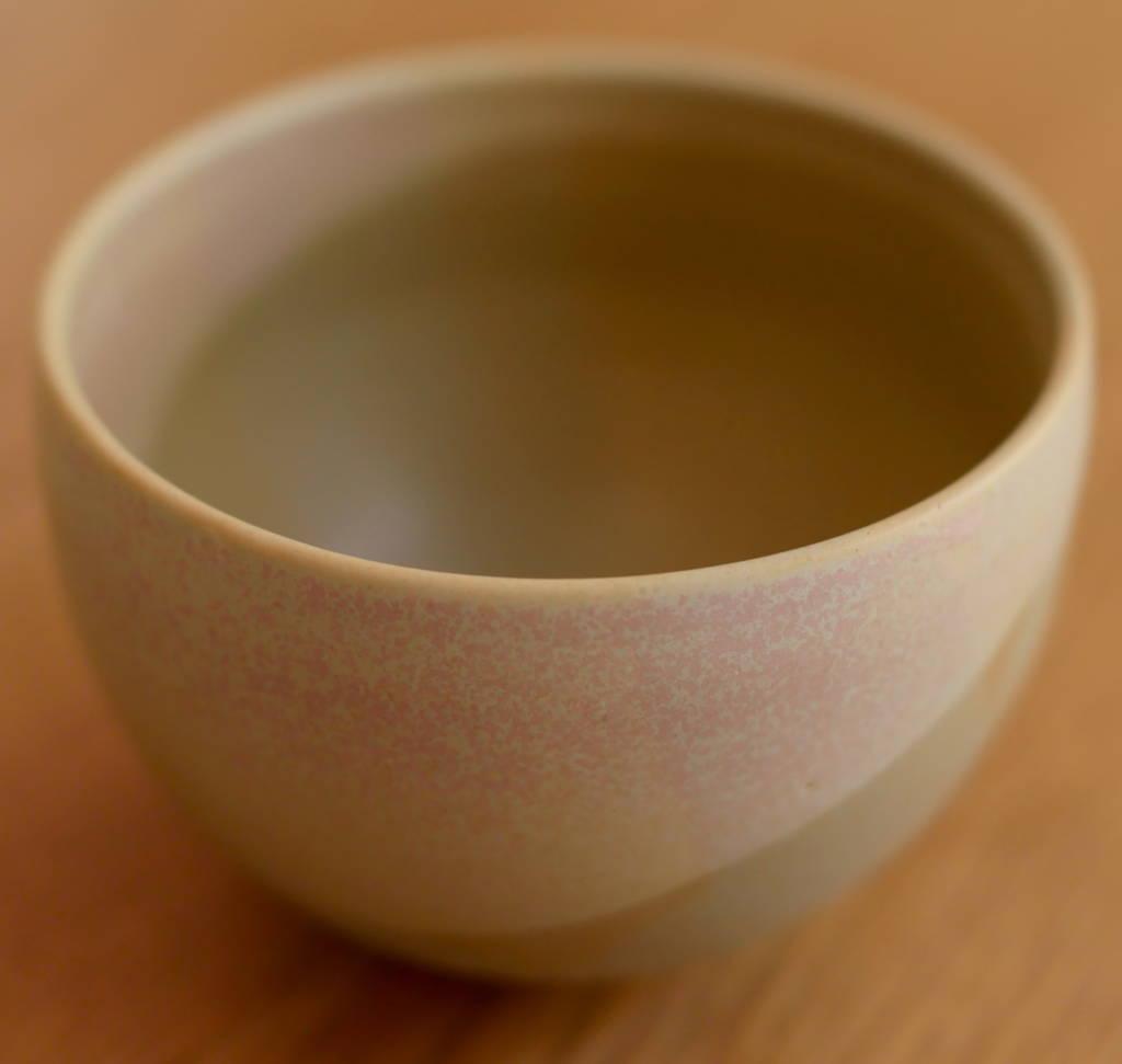 Bol en grès fait main céramique unique