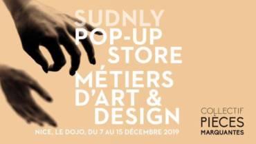 PopUp Store Metiers d'Arts et Design